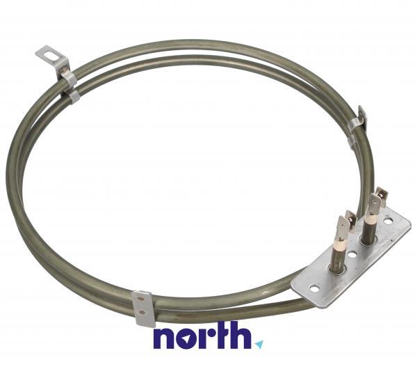 Grzałka termoobiegu 2000W piekarnika Whirlpool,1