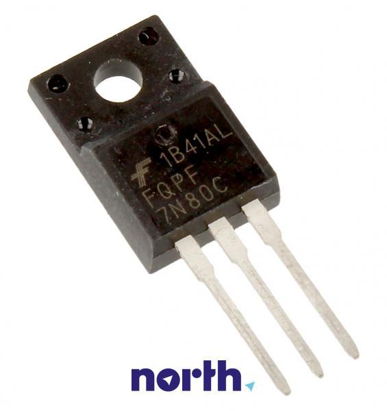 FQPF7N80C Tranzystor MOS-FET,0