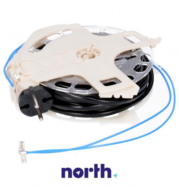 Rolka   Zwijacz kabla z wtyczką do odkurzacza 2198347961,0