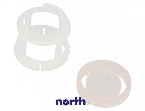 Zawór zwrotny pompy odpływowej do zmywarki Siemens 00187155,0