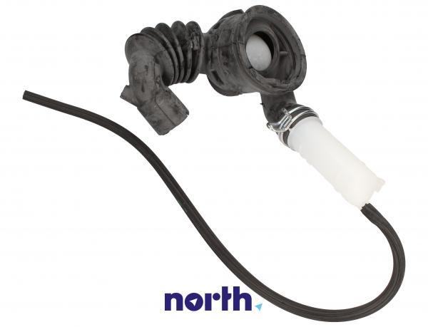 Rura | Wąż połączeniowy bęben - pompa do pralki 00650082,0
