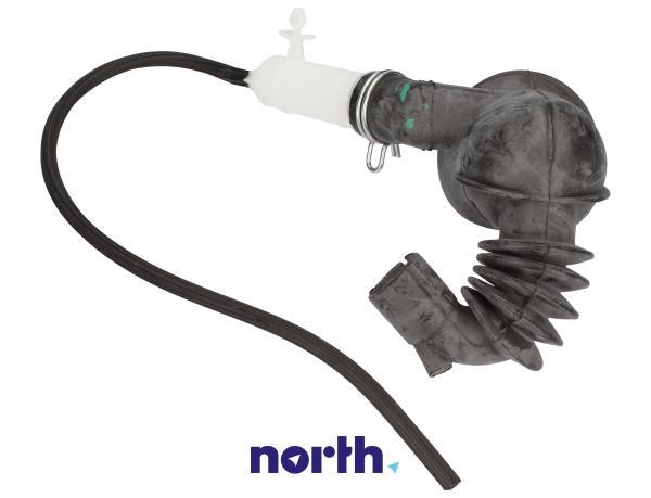 Rura | Wąż połączeniowy bęben - pompa do pralki 00650082,1