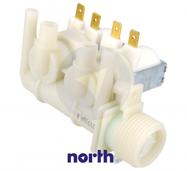Elektrozawór podwójny do pralki Indesit 482000027243,1