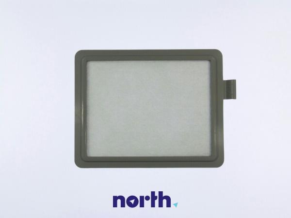 Pokrywa   Obudowa filtra wylotowego silnika do odkurzacza 4055117438,0