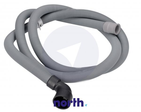 Rura | Wąż odpływowy 1.95m do zmywarki AEG 1173680305,0