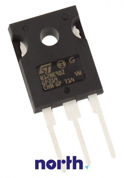 STW12NK90Z Tranzystor TO-247 (n-channel) 900V 11A 50MHz,0