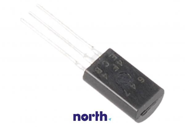 2SB647C Tranzystor TO-92MOD (PNP) 120V 1A 140MHz,1