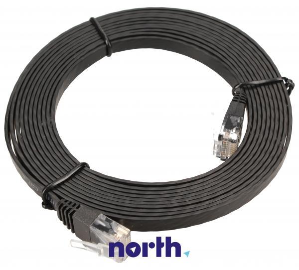 Kabel CAT-6 3m (wtyk/ wtyk) | (RJ-45/skrętka),0