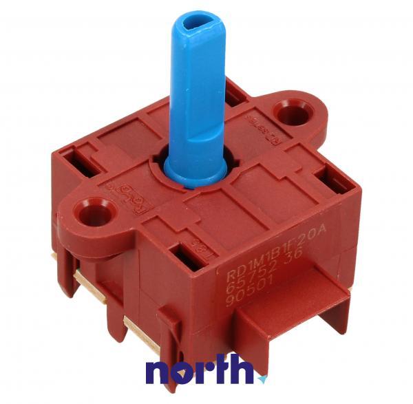 Przełącznik funkcyjny 481227328282 T105-FR4 do pralki Whirlpool 480111104446,0