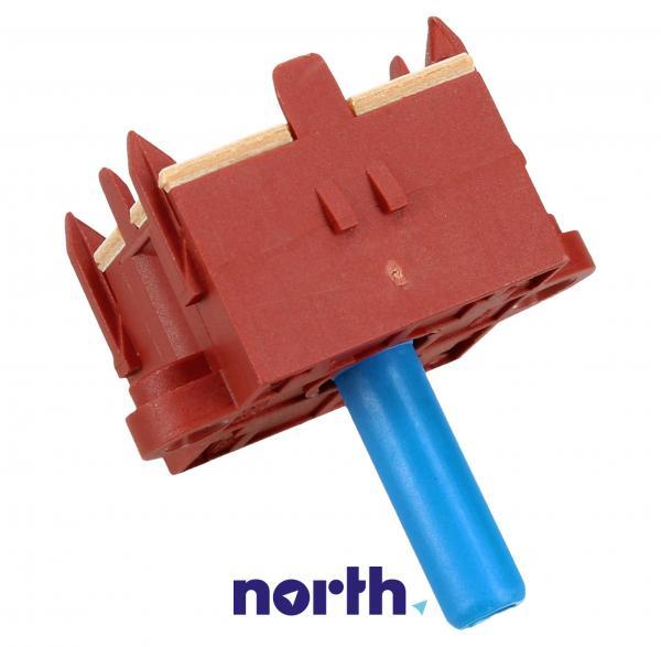 Przełącznik funkcyjny 481227328282 T105-FR4 do pralki Whirlpool 480111104446,1