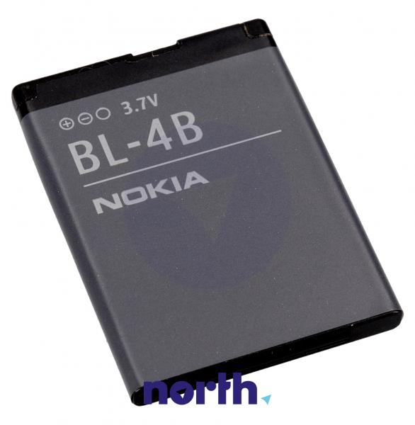 Akumulator | Bateria BL-4B 3.7V 700mAh do smartfona 279361,0