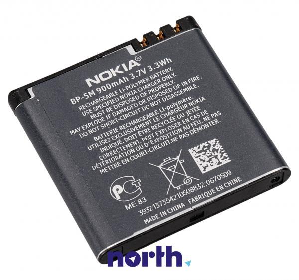 Akumulator | Bateria BP-5M Li-ion 3.7V 900mAh do smartfona 0276524,1