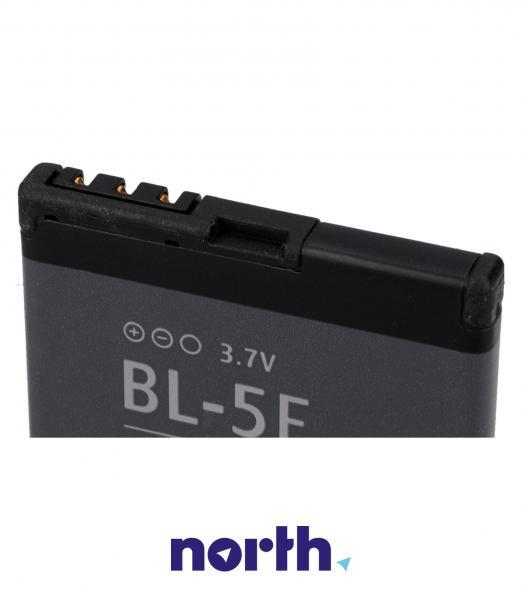 Akumulator | Bateria BL-5F 3.7V 950mAh do smartfona 276530,2