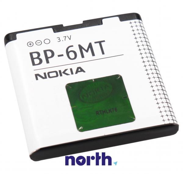 Akumulator | Bateria BP-6MT 3.7V 1050mAh do smartfona 02701H7,0