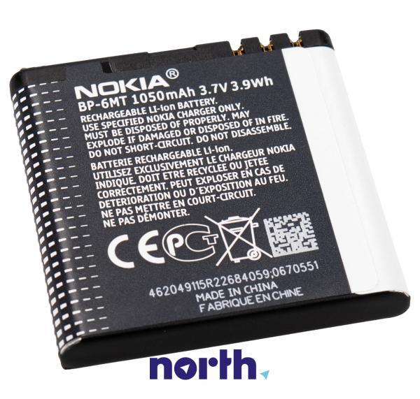 Akumulator | Bateria BP-6MT 3.7V 1050mAh do smartfona 02701H7,1