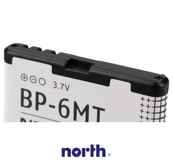 Akumulator | Bateria BP-6MT 3.7V 1050mAh do smartfona 02701H7,2