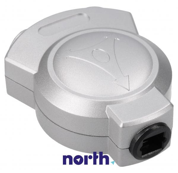 Rozgałęźnik optyczny (gniazdo/ gniazdo x2),0