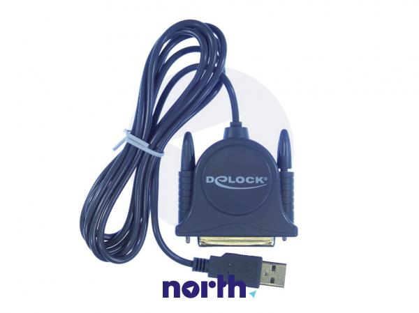 Kabel 0.8m USB A - LPT (wtyk/ 25 pin gniazdo) 61509,1