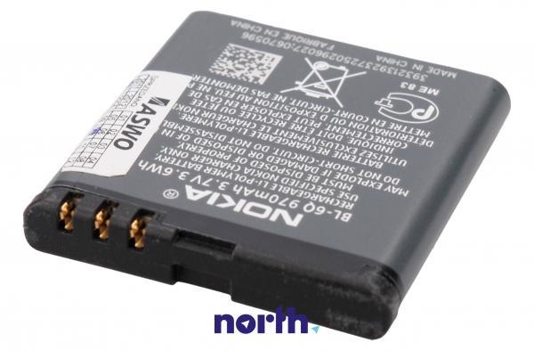 Akumulator | Bateria BL-6Q 3.7V 970mAh do smartfona BL6Q,2