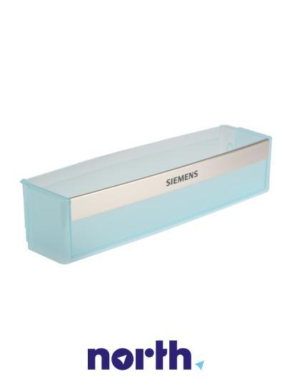 Balkonik | Półka na butelki na drzwi chłodziarki (dolna) do lodówki 00434196,1