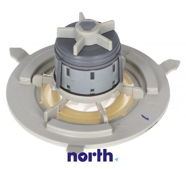 Silnik pompy myjącej (bez turbiny) do zmywarki Whirlpool 481236158367,0