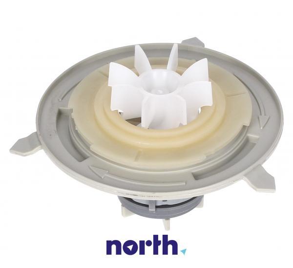 Silnik pompy myjącej (bez turbiny) do zmywarki Whirlpool 481236158367,1
