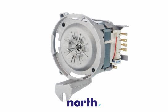 Silnik pompy myjącej (bez turbiny) do zmywarki Siemens 00489658,1