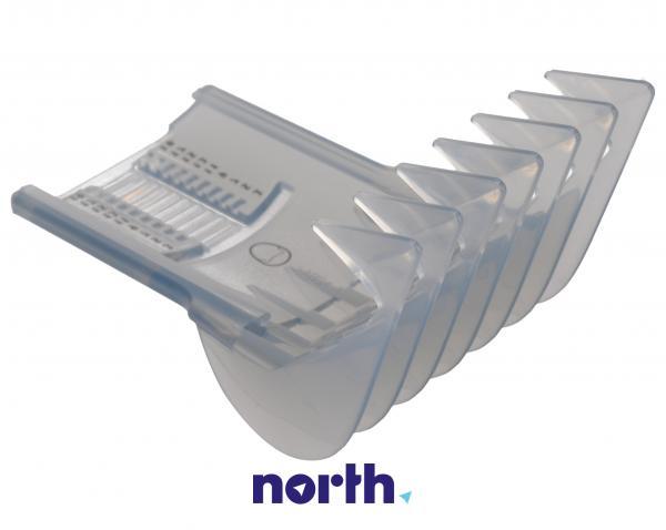 Nasadka grzebieniowa 3mm - 19mm do strzyżarki | trymera Philips,2
