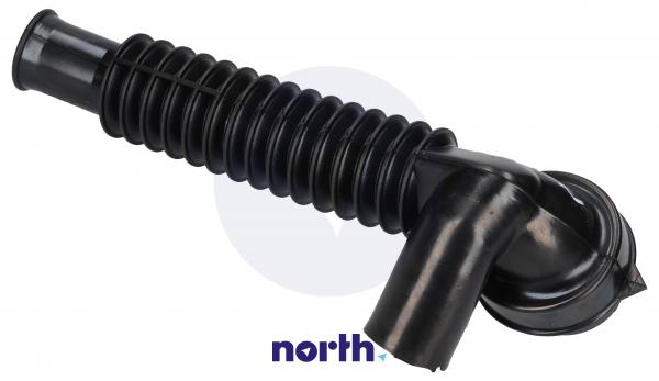 Rura | Wąż połączeniowy bęben - pompa gumowy do pralki Candy 41001597,2