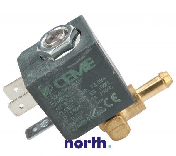 Elektrozawór pojedynczy do żelazka DeLonghi VT157016,0