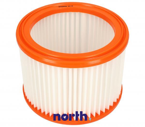 Filtr cylindryczny bez obudowy do odkurzacza - oryginał: 107402338,0