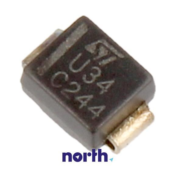 STPS340U  40V Dioda prostownicza DO-214 AA 832561034100  SMD,0