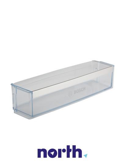 Balkonik   Półka na butelki na drzwi chłodziarki (dolna) do lodówki 00703010,1