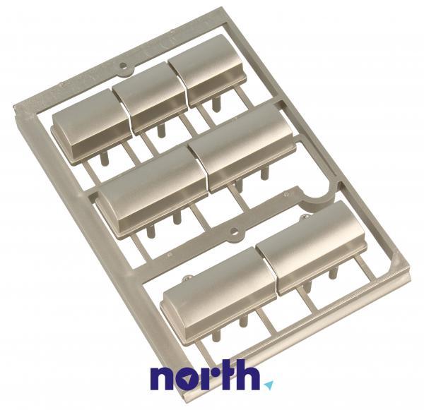 Klawisz | Przycisk panelu sterowania do mikrofalówki 50280505004,0