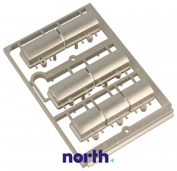 Klawisz | Przycisk panelu sterowania do mikrofalówki 50280505004,1