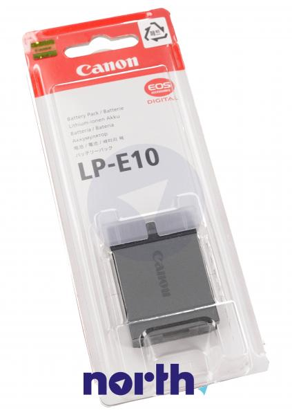 LP-E10 Bateria | Akumulator 7.4V 1500mAh do kamery 5108B002,0