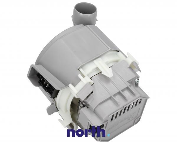 Pompa myjąca z turbiną i grzałką do zmywarki Siemens 00654575,2