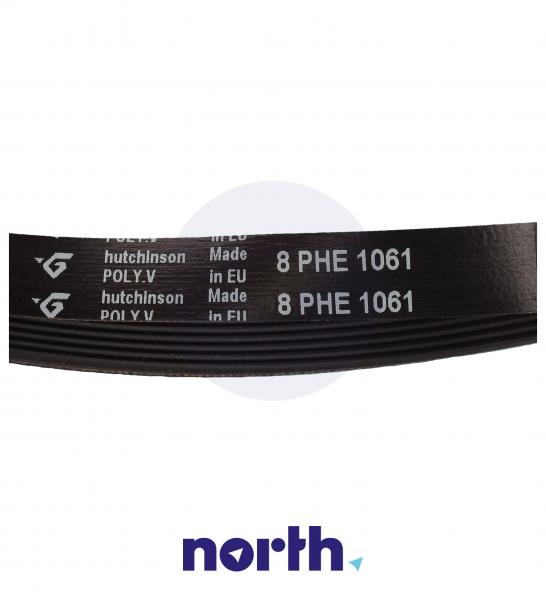 1061H8 Pasek napędowy elastyczny do pralki Indesit C00082812,1