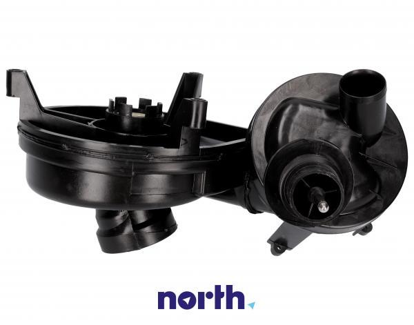 Obudowa silnika pompy myjącej do zmywarki Electrolux 4071340840,2