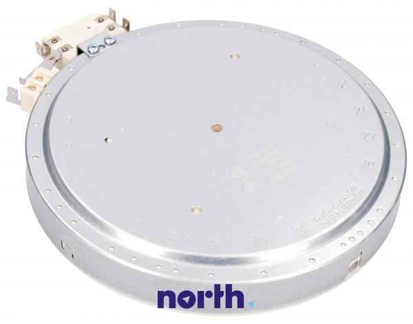 Pole grzejne średnie 1700W 180mm do płyty grzewczej Whirlpool 481231018889,0