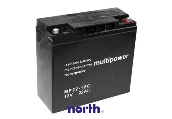 MP2212C Akumulator UPS 12V 22000mAh Multipower (1szt.),0