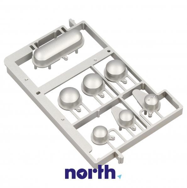 Osłona | Nakładka przycisku panelu sterowania do mikrofalówki JBTNS009URT0,0