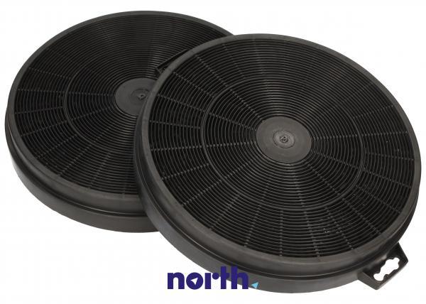 Filtr węglowy aktywny w obudowie do okapu 103050102,0