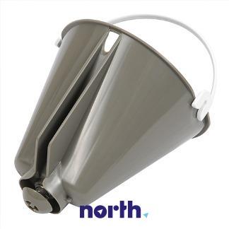 Koszyk   Uchwyt stożkowy filtra (biały) do ekspresu do kawy 4055105631,0