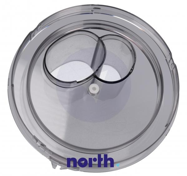 Pokrywa pojemnika malaksera do robota kuchennego Bosch 00489136,1