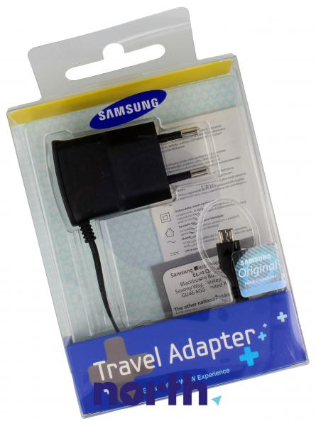 Zasilacz | Ładowarka do smartfona Samsung ETA0U10EBECSTD,0