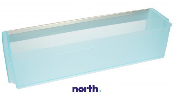 Balkonik   Półka na butelki na drzwi chłodziarki do lodówki Siemens 00433882,1