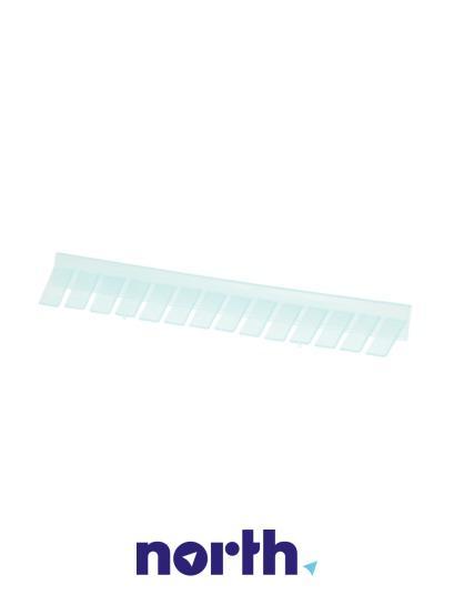 Grzebień półki na drzwi chłodziarki do lodówki 00433888,1