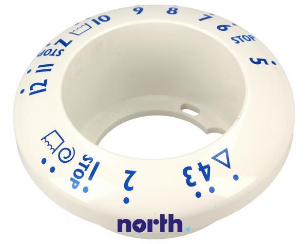 Tarcza | Pierścień pokrętła programatora do pralki 91601778,0