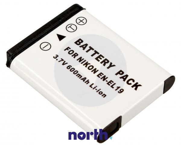 Bateria | Akumulator EN-EL19 do aparatu fotograficznego,0